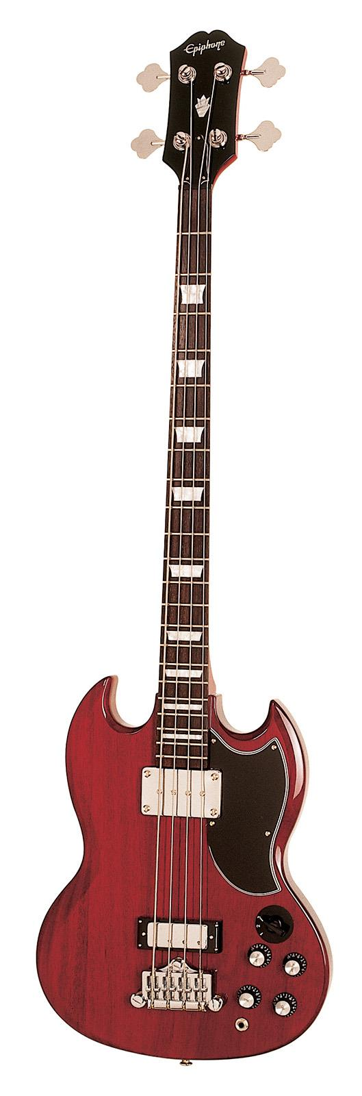 epiphone eb3 bass cherry keymusic. Black Bedroom Furniture Sets. Home Design Ideas