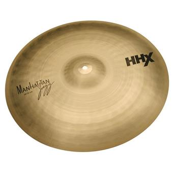 Sabian HHX Manhattan Crash 18 crash cymbal