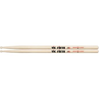 Vic Firth American Classic F1 Wood Tip Drum Sticks 1 Pair