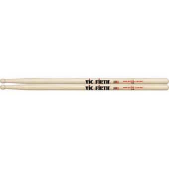 Vic Firth 3A American Classic Hickory drum sticks