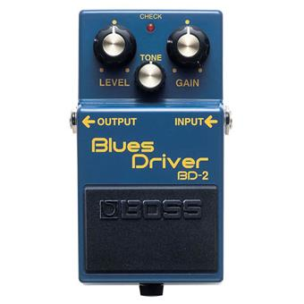 Boss BD-2 Blues Driver overdrive pedal