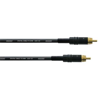 Cordial CPDS 3 CC 300cm RCA cable