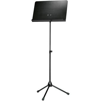 Konig & Meyer 11852 Orchestra Music Stand Black sheet music stand