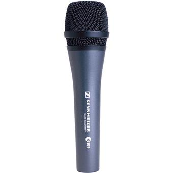 Sennheiser E 835 microphone for vocalists