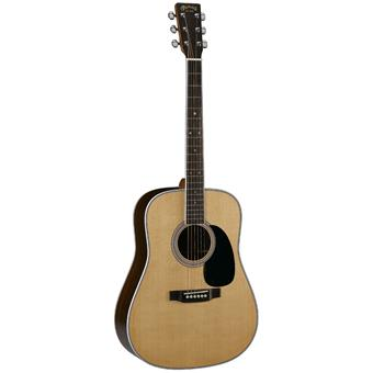 Martin D-35 dreadnought guitar