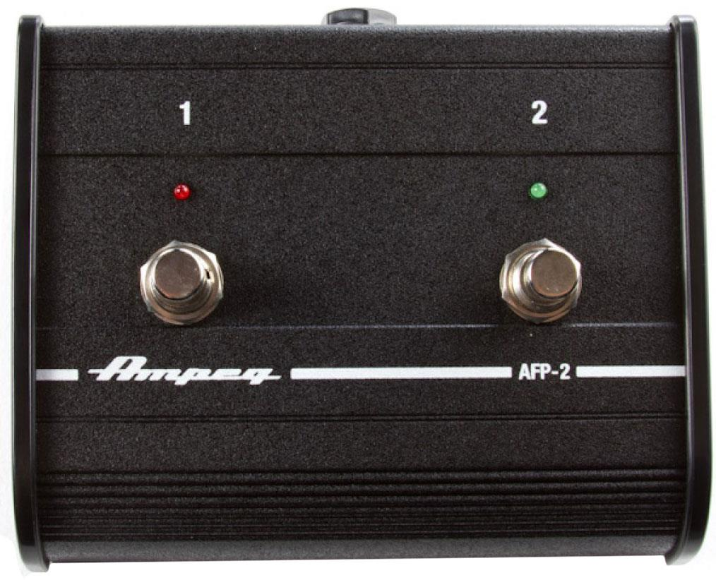 Image of Ampeg AFP2 Double Footswitch 0743565102832