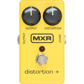 MXR M104 Distortion Plus distortion pedal