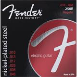 Fender Super 250R Regular Nickel-Plated Steel Strings
