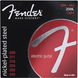 Fender Super 250L Light Nickel-Plated Steel Strings