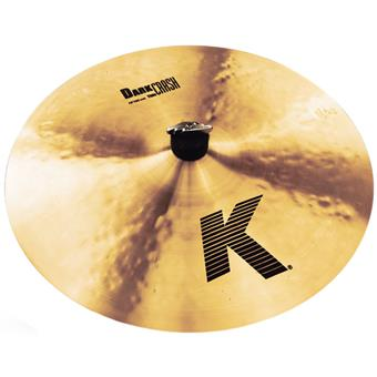 Zildjian 16 K Dark Crash Thin crash cymbal