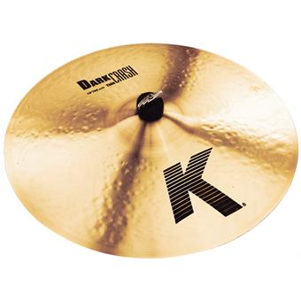 Zildjian 18 K Dark Crash Thin crash cymbal