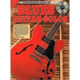 Hal Leonard Progressive Blues Guitar Solos