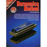 Media Progressive Harmonica Method For Beginners