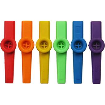 Stagg Colored Kazoo Plastic kazoo