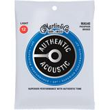 Martin Strings MA540 Authentic Acoustic SP 92/8 Phosphor Bronze Light