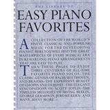 Media The Library Of Easy Piano Favorites