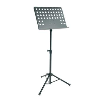 RTX TRT PUMX Pupiter Black with Holes sheet music stand