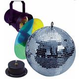 Showtec Mirrorball set 30 cm