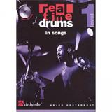 Hal Leonard Real Time Drums in Songs (NL)