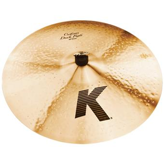Zildjian 20 K Custom Dark Ride ride cymbal