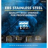 EBS SS ML4 Stainless Steel Medium Light 4 Bass Strings