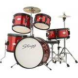 Stagg TIM Junior 516 Red