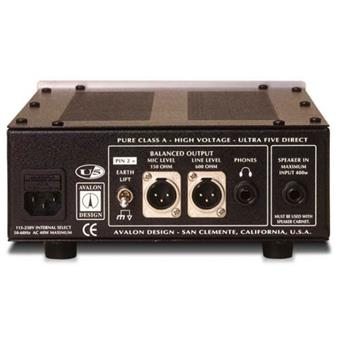Avalon U5 preamp