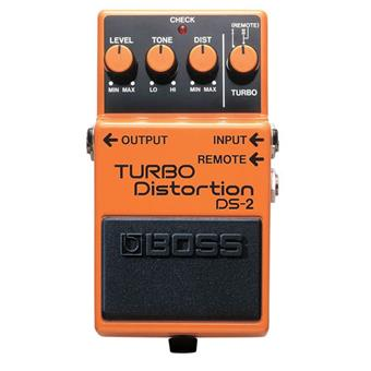 Boss DS-2 Turbo Distortion distortion pedal