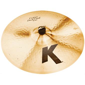 Zildjian 18 K Custom Dark Crash crash cymbal