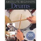 Hal Leonard Absolute Beginners Drums