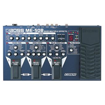 Boss ME-50B bas multi-effect