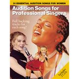 Hal Leonard Audition Songs For Professional Female Singers