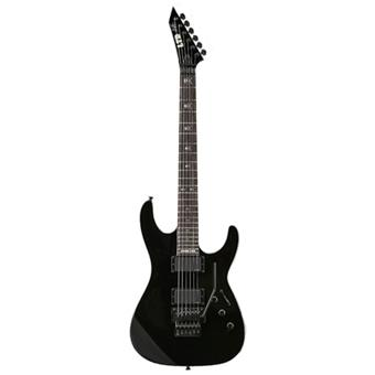 ESP LTD KH602 Kirk Hammett Signature Black guitare électrique