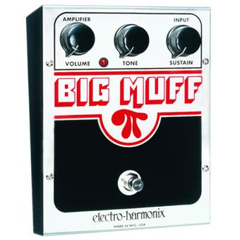 Electro Harmonix Big Muff USA distortion pedaal