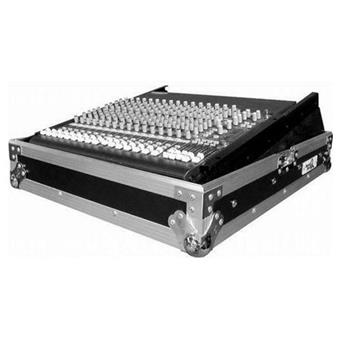 Road Ready RRM19R Universal 19 Inch Mixer Case P.A. flightcase/tas