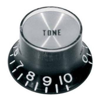 Boston KB-134-T Bell Knob Model Black bouton