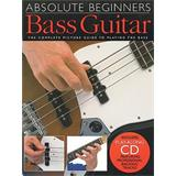 Hal Leonard Absolute Beginners Bass