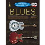 Hal Leonard Complete Learn To Play Blues Guitar