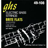 GHS M3075 Bass Brite Flats Strings