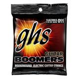 GHS GBLOW Low Tune Boomers Electric Guitar Strings