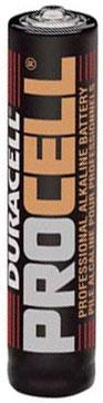 Ind.Alkal. AAA(VE10) Battery Micro 1500mAh 1,5V Ind.Alkal. AAA (quantity: 10)