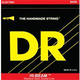 DR MR5-130 Hi-Beam Medium 5 String Bass 45-130