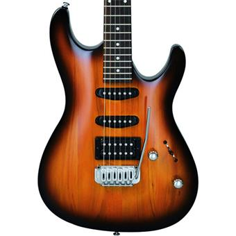 Ibanez GSA60 Brown Sunburst electric guitar