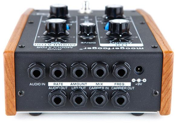 Moogerfooger MF102 Ring Modulator with Bass