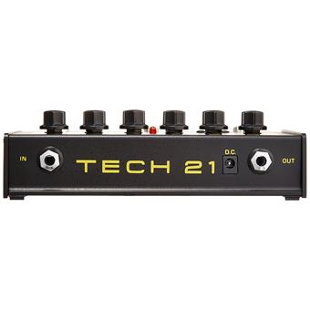 Tech 21 SansAmp Bass Driver DI Programmable bass DI-box/preamp pedal