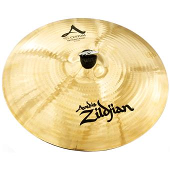 Zildjian 17 A Custom Medium Crash crash cymbal