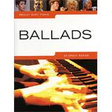 Hal Leonard Really Easy Piano Ballads