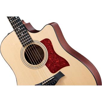 Taylor 310ce acoustic-electric cutaway dreadnought guitar