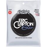 Martin Strings MEC12 Eric Clapton Signature 92/8 Phosphor Bronze Light