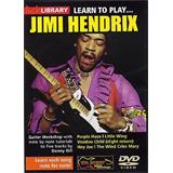 Hal Leonard Learn To Play Jimi Hendrix